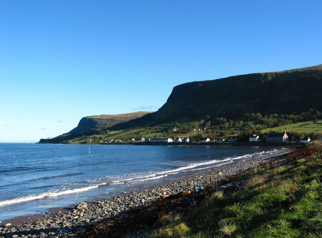 Waterfoot Bay